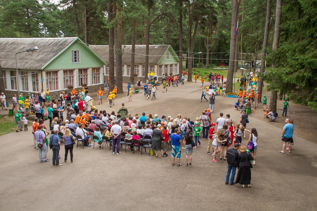 Расписание смен в Салют Городецкий район Лагерь в Нижегородской области